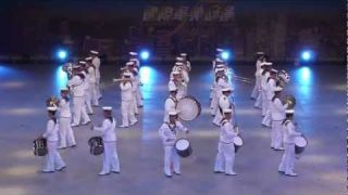 Royal Australian Navy Band - 24/6 Hong Kong International Military Tattoo 2012